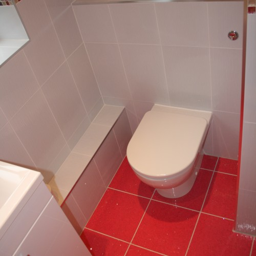 Soft Close Toilet