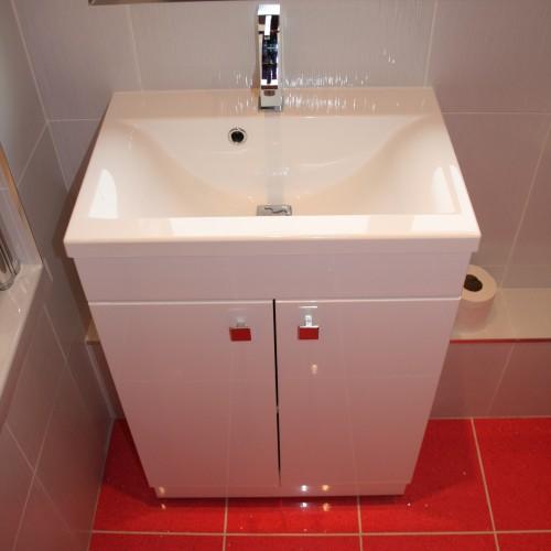 Basin With Storage